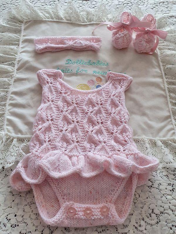 Knitting Pattern No.90 - Single Layer Shoulder Fastening Dress Vest