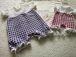 Knitting Pattern Book No.3 Girls Layette Set