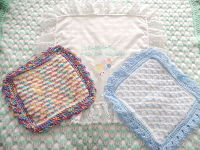 Knitting Pattern No.47 Multi Size Baby to Adult Blanket