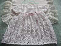 Reborn or Baby Dress Knitting PATTERNS
