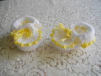 premature baby moccasins knitting pattern no. 5
