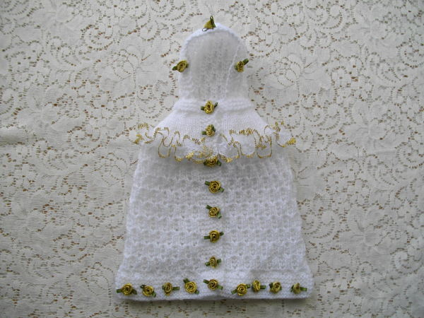 Free Baby Burial Gown Knitting Pattern