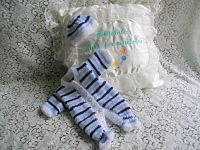 2lb-2.5lb Baby or 14in Reborn PREMATURE BABY CLOTHES