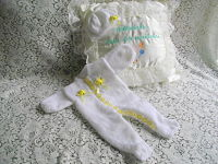 2.5lb-3lb Baby or 15in Reborn PREMATURE BABY CLOTHES