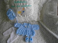 1lb-2.5lb Micro Preemie Size KNITTING PATTERNS