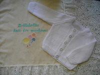 Baby Cardigan Knitting PATTERNS