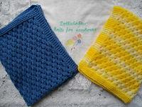 Baby Pram Blanket Knitting Pattern