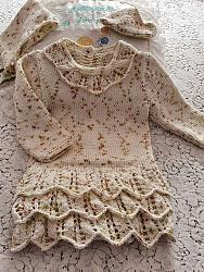 knitting pattern 93 pixie dress vest