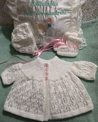Baby matinee knitting patterns