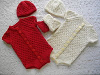 knitting pattern book 1 short sleeve romper collection