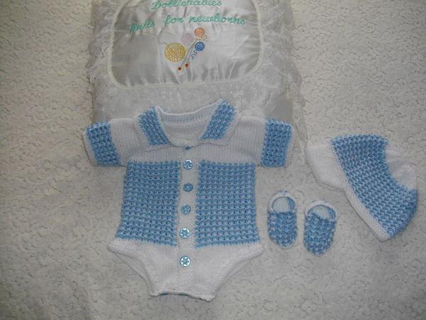 knitting pattern 35 boys shirt style vest set