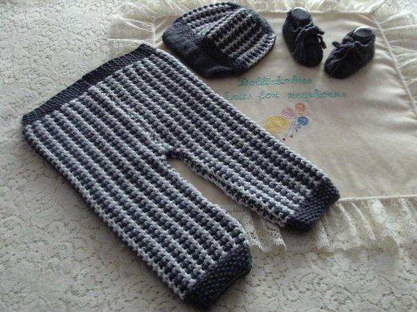 Knitting Pattern 061 Boys formal suit